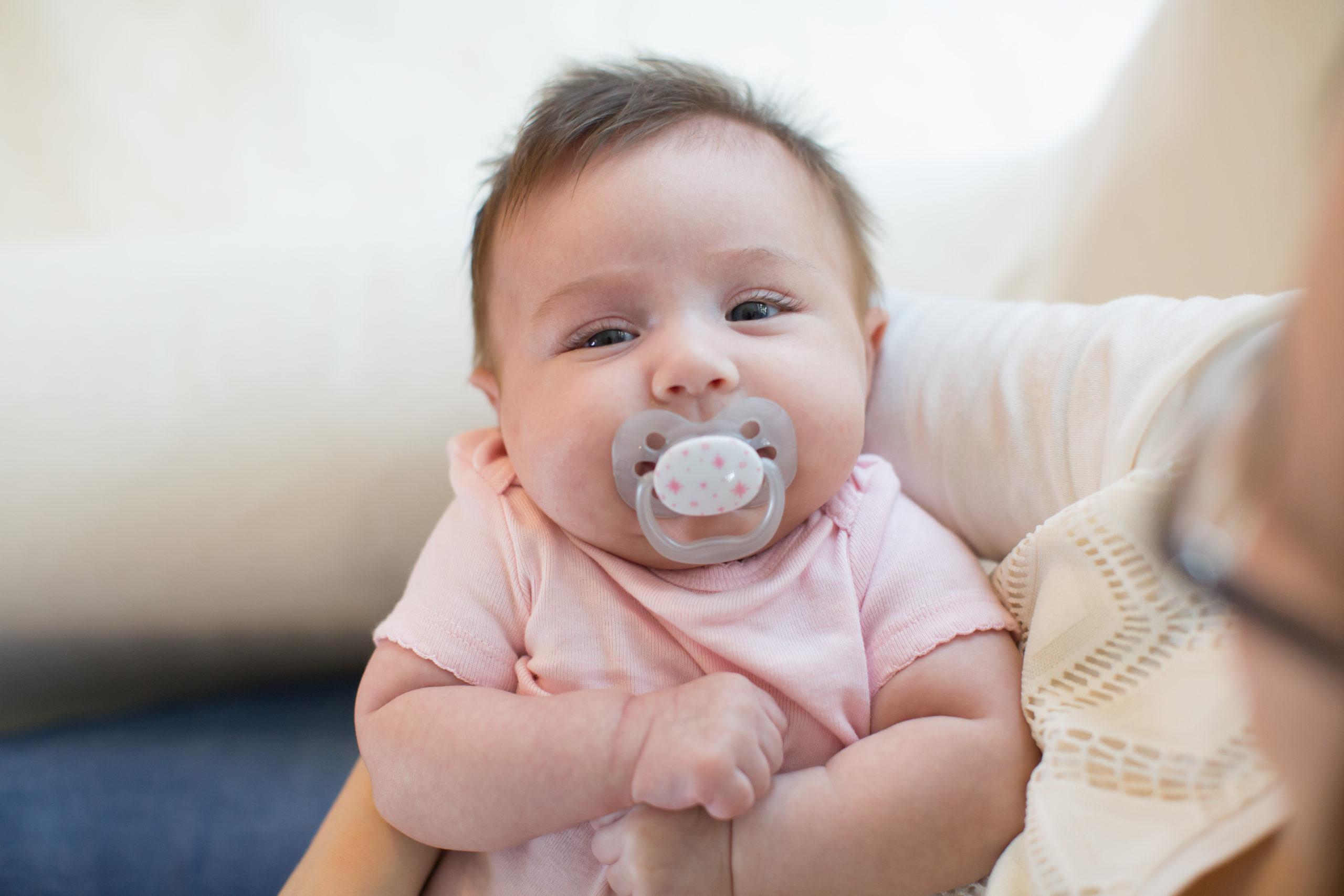 Soluções para acalmar os gases nos bebés