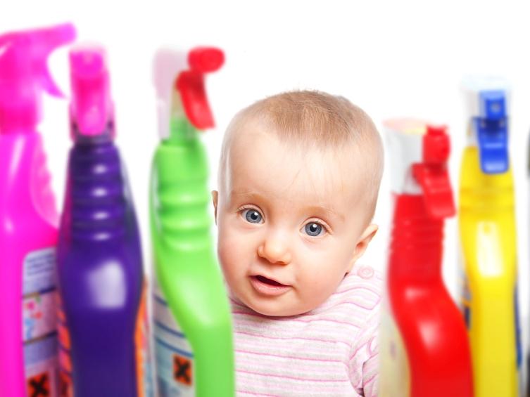A prevenção de acidentes com bebés e crianças