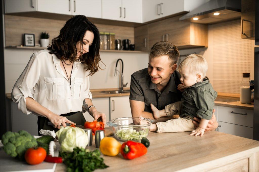 Como introduzir os vegetais na alimentação dos bebés